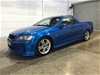 2008 Holden Commodore SV6 60TH ANNIVERSARY VE Manual Ute