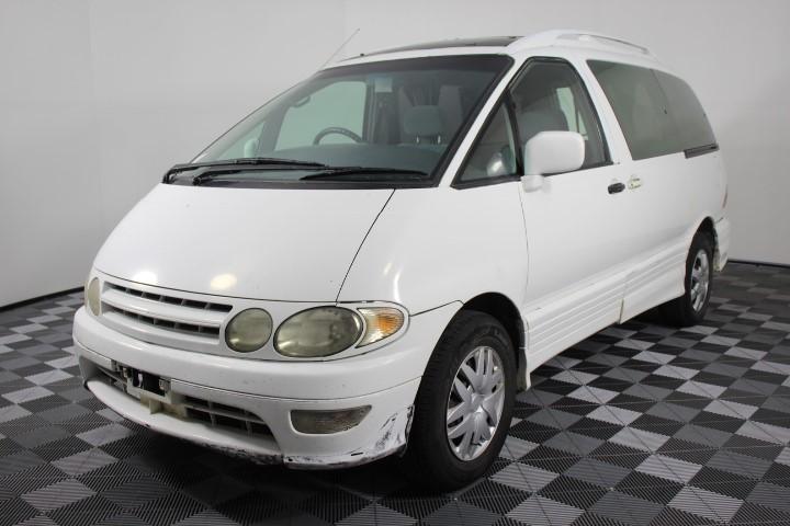 1997 Toyota Estima 2 Berth Automatic Camper Van