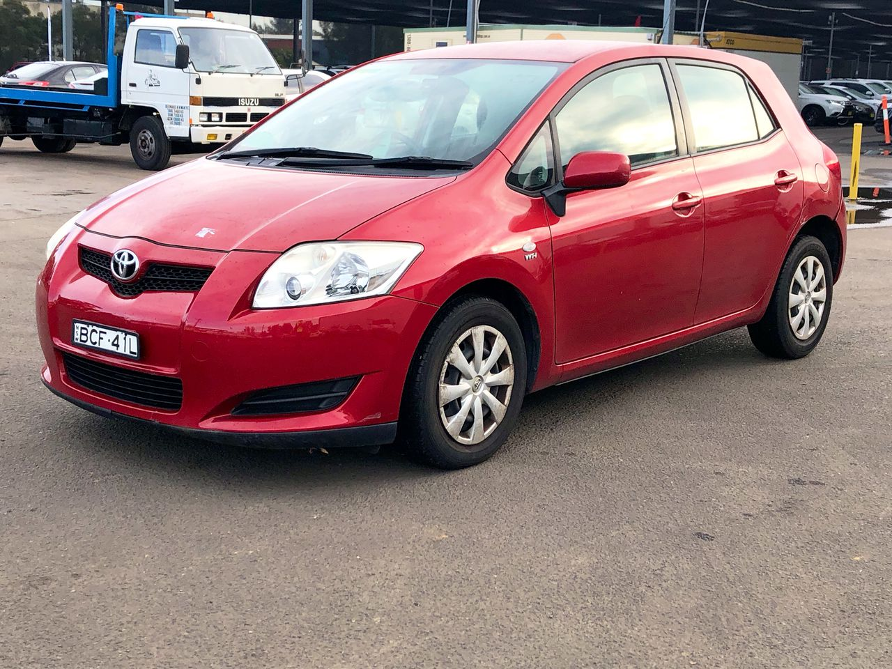 2007 Toyota Corolla Ascent Hatch, Auto, 108,116 kms