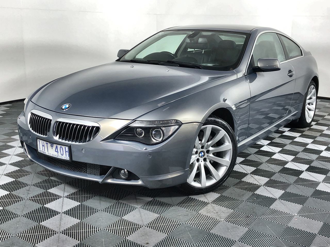 2007 BMW 6 Series 650i E63 Automatic Coupe