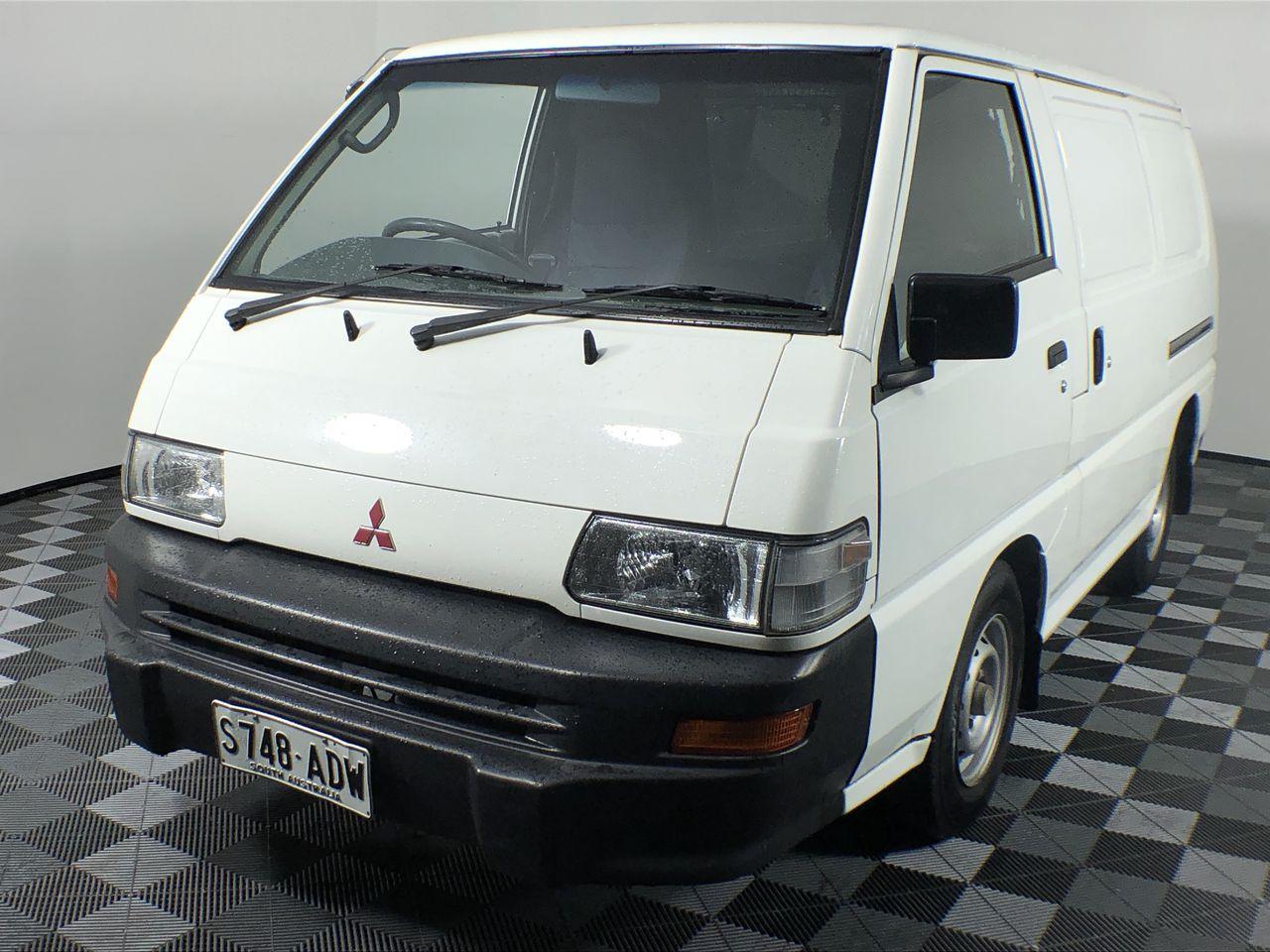 2009 Mitsubishi Express SWB SJ Manual Van