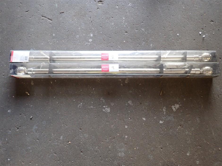 Curtain Rod Sets