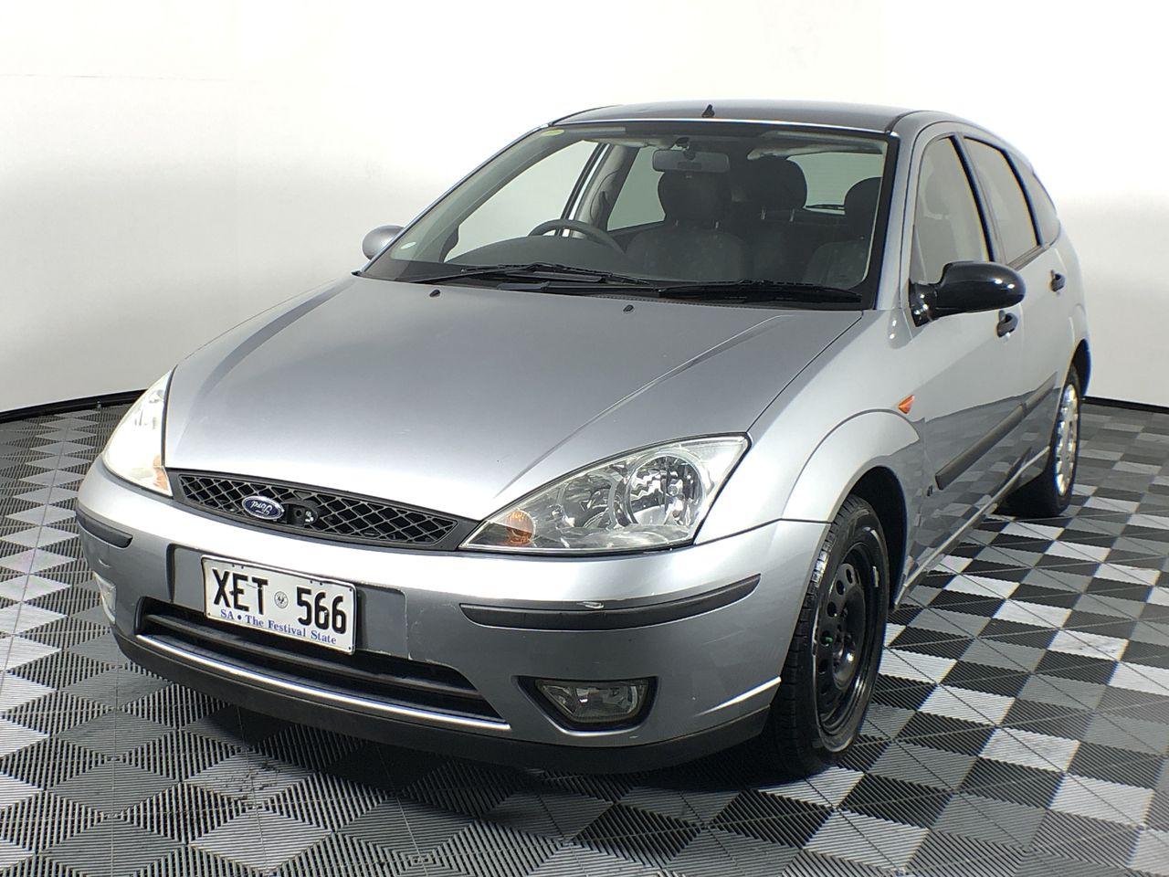2004 Ford Focus CL LR Manual Hatchback