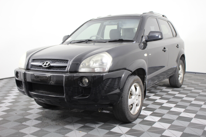 2007 Hyundai Tucson CITY SX Manual Wagon