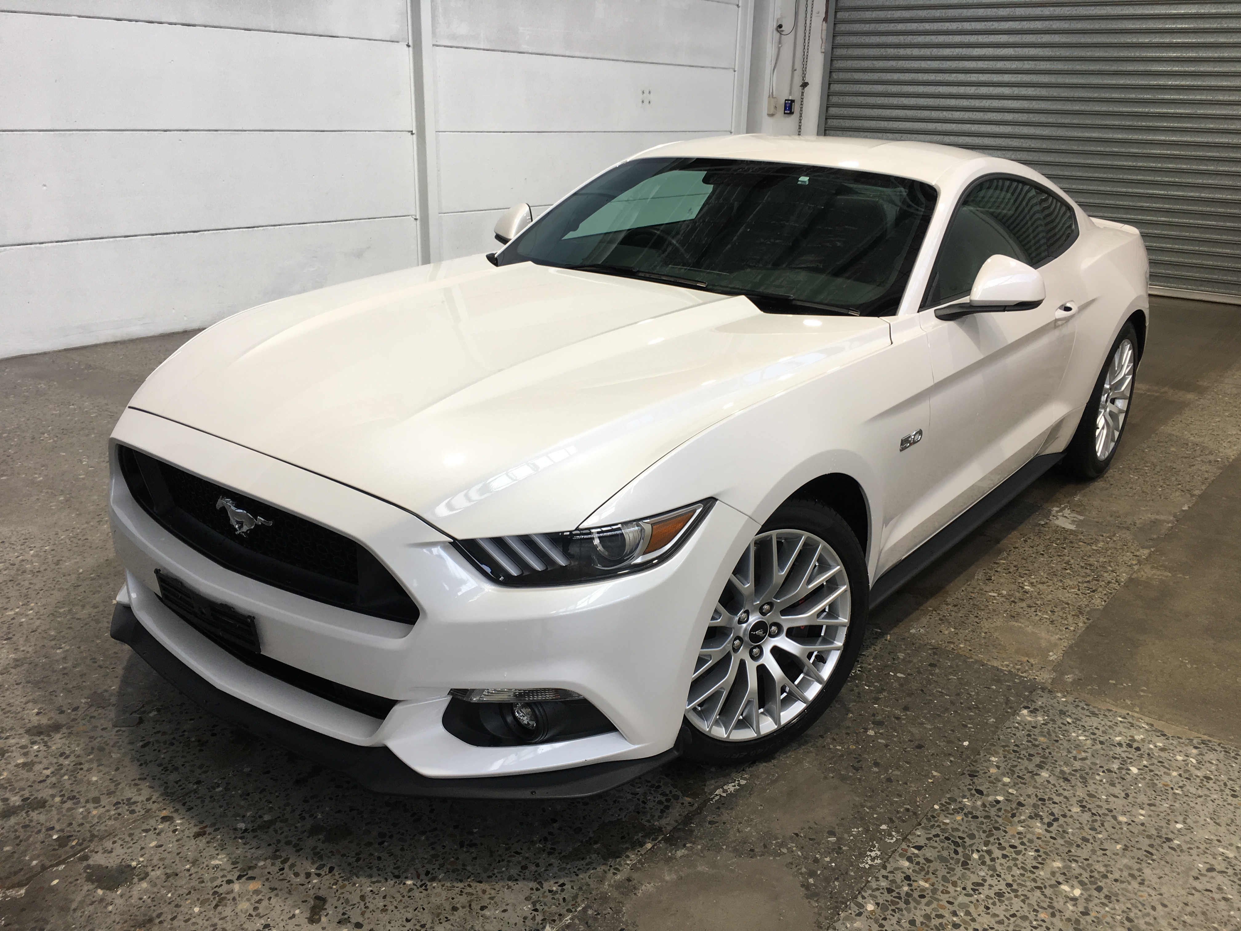 2017 Ford Mustang GT FM Automatic Coupe