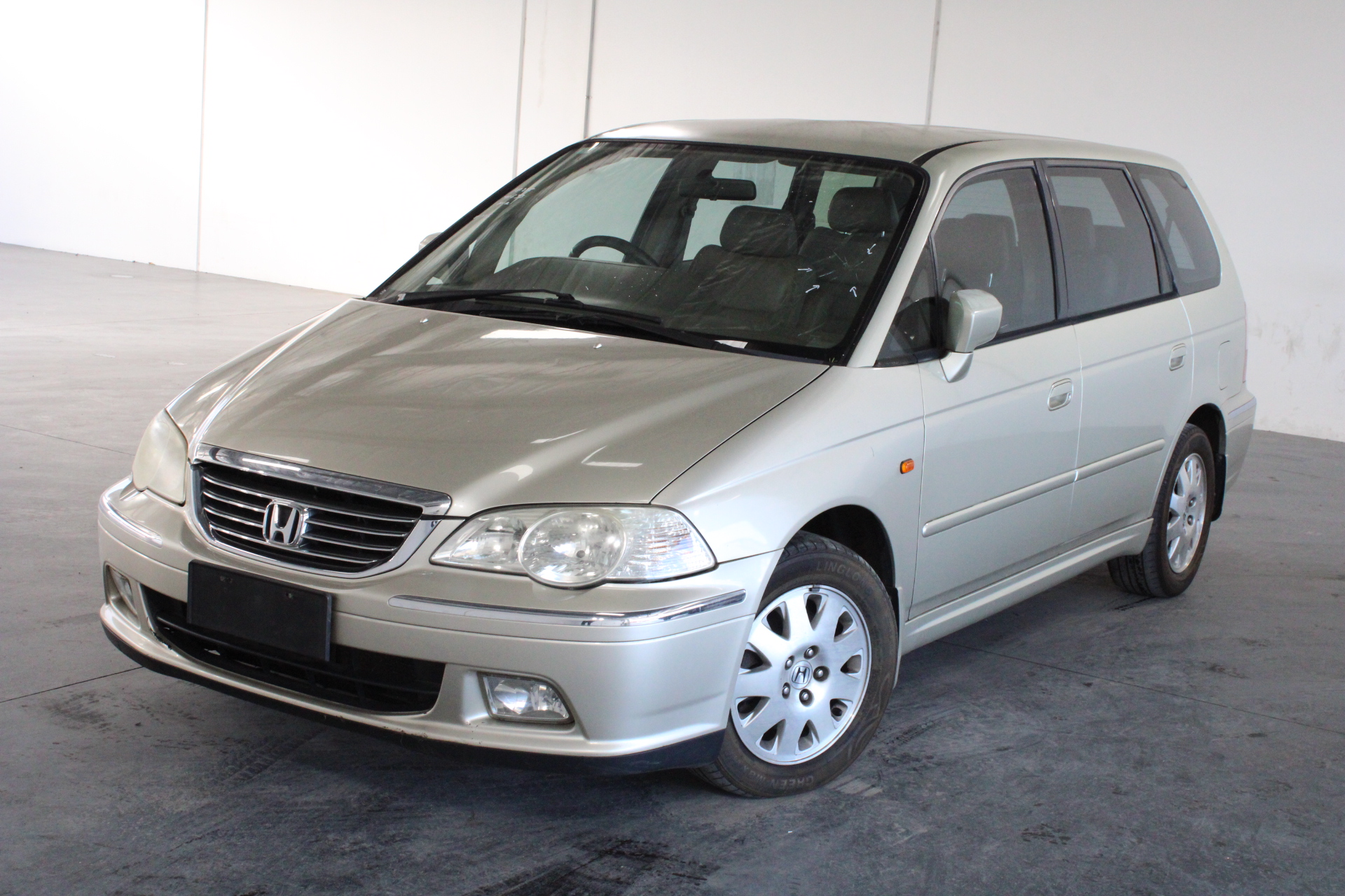 2002 Honda Odyssey V6L (6 SEAT) Automatic People Mover