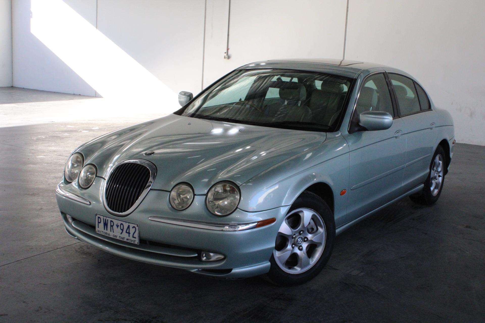 1999 Jaguar S Type V6 SE X200 Automatic Sedan