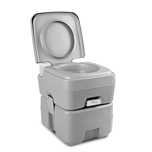 Weisshorn 20L Portable Outdoor Toilet -