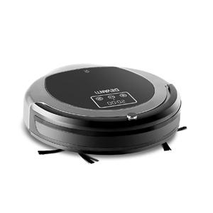 Devanti Robotic Vacuum Cleaner - Black &