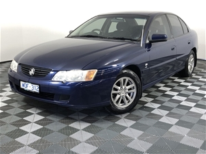 2004 Holden Commodore Acclaim Y Series A