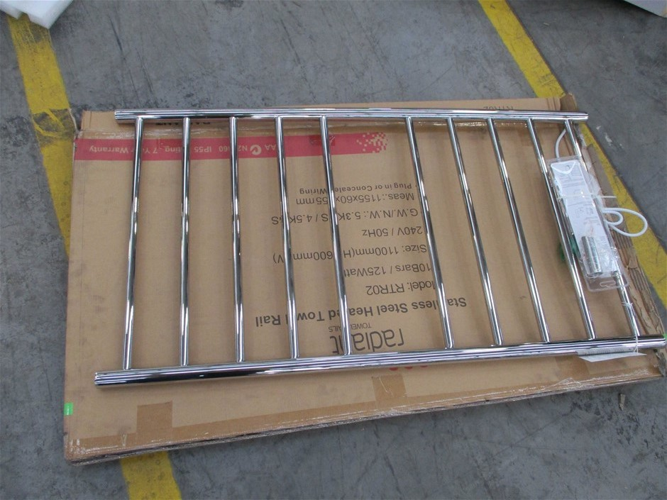 Radiant RTR02 Towel Rail