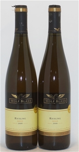 Wolf Blass` Gold Label` Riesling 2000 (2