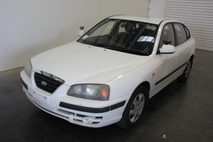 2005 Hyundai Elantra GLS XD Manual Hatchback