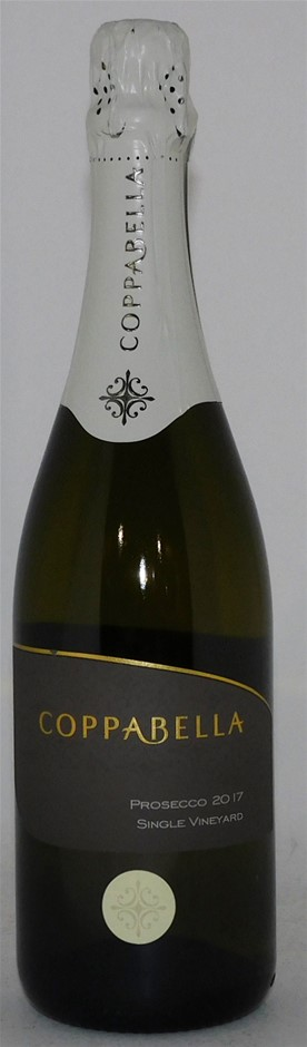 Coppabella 'Single Vineyard' Prosecco 2017 (6 x 750mL)
