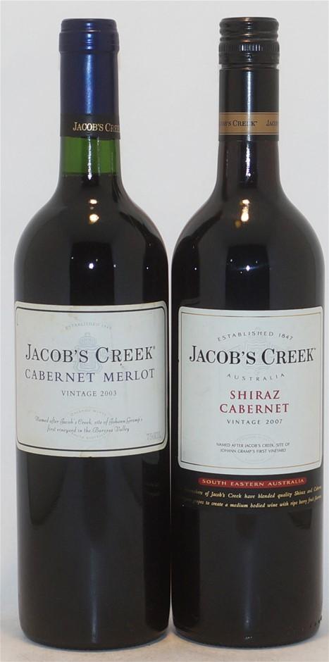 Jacob's Creek Mixed Pack (2x 750mL)