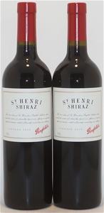 Penfolds `St Henri` Shiraz 2010 (2 x 750