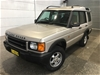 Land Rover Discovery Td5 (4x4) Turbo Diesel Automatic 7 Seats Wagon