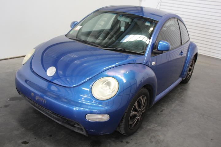 2001 Volkswagen Beetle 2.0 Automatic (WOVR+INSPECTED)