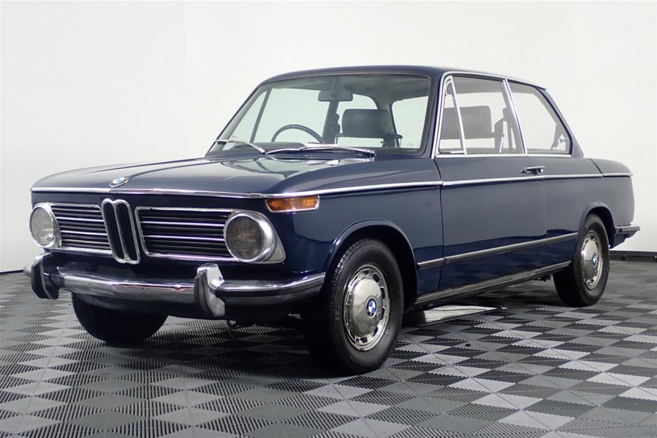 1972 BMW 2002 Automatic Sedan