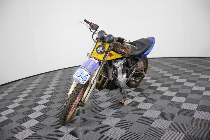 2009 Suzuki Bandit 4cyl GSF1250 Off Road Dirt bike (Mad Max Theme)