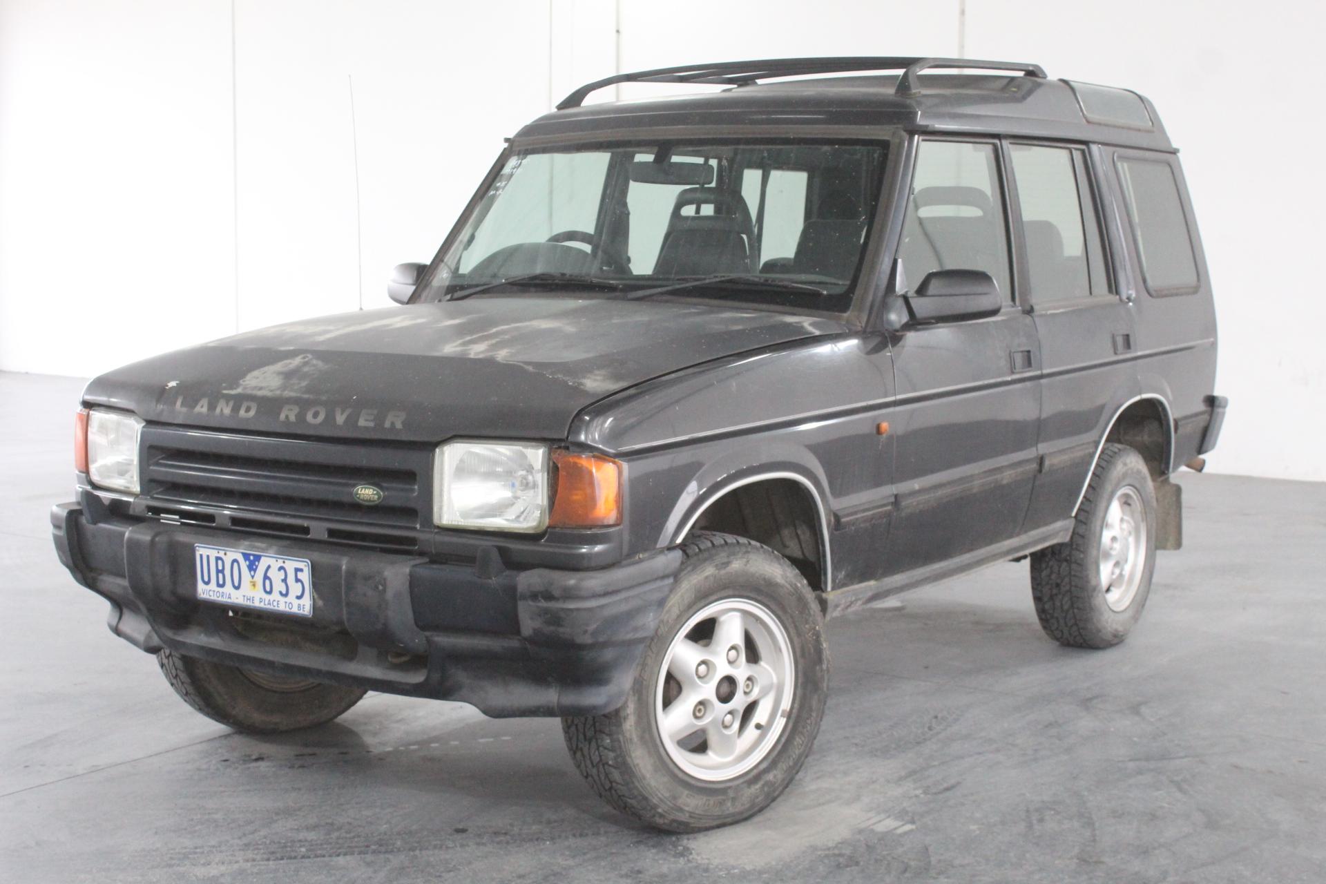 1996 Land Rover Discovery V8i (4x4) Automatic Wagon