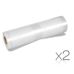 2X Vacuum Food Sealer Bags Roll Saver St