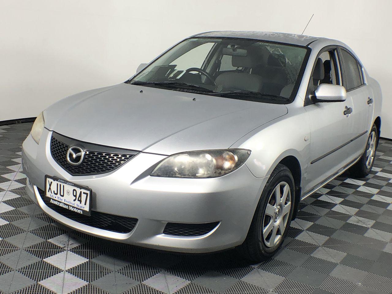 2006 Mazda 3 Neo BK Manual Sedan