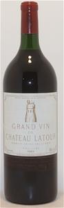 Chateau Latour De Vin 1er Grand Cru 1985