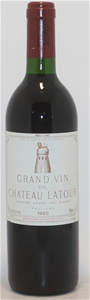 Chateau Latour Grand Vin 1990 (1 x 750mL
