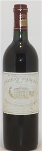 Chateau Margaux 1er Grand Cru 1986 (1x 7