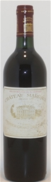 Chateau Margaux 1er Grand Cru 1986 (1x 750ml),Cork