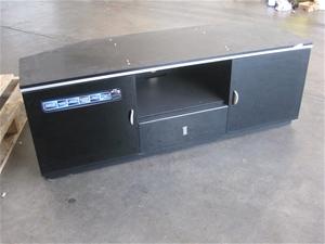 Ex Display Akari Planet 1500 Black Entertainment Unit Auction 0003 3111726 Graysonline Australia