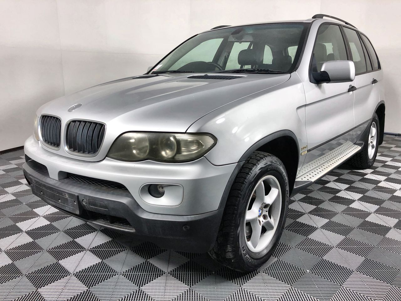 2004 BMW X5 3.0d Turbo Diesel Automatic Wagon
