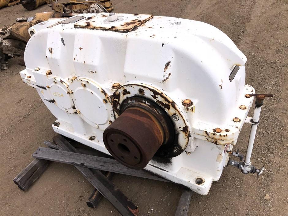 Thyssen KCH 400/400 KW Gearbox