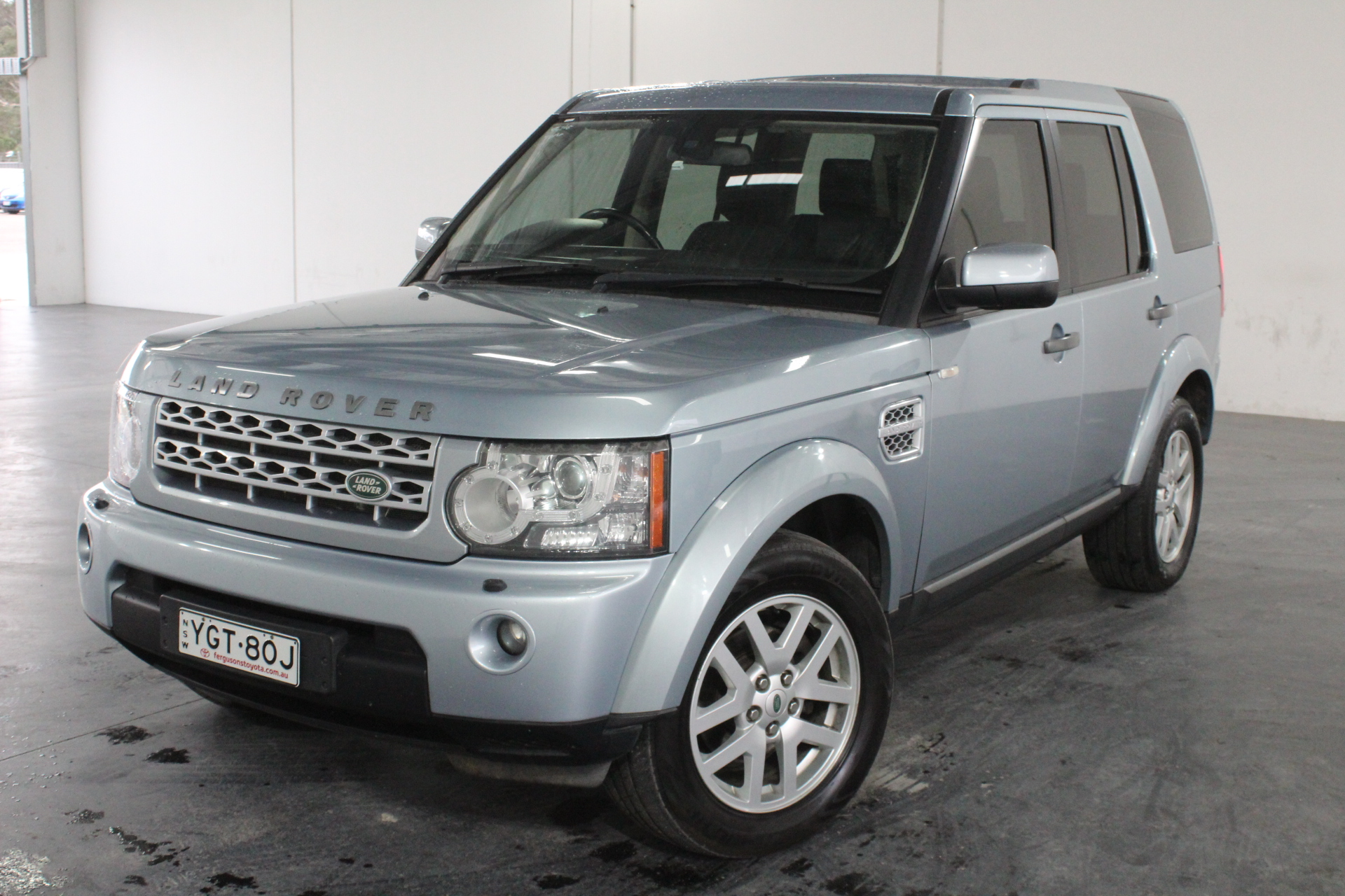 2011 Land Rover Discovery 4 2.7 TDV6 Series 4 T-Diesel Auto 7 Seats Wagon