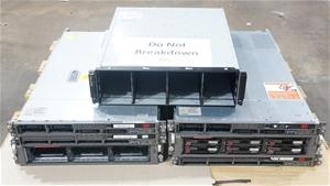 Pallet of Assorted HP Rackmount Servers