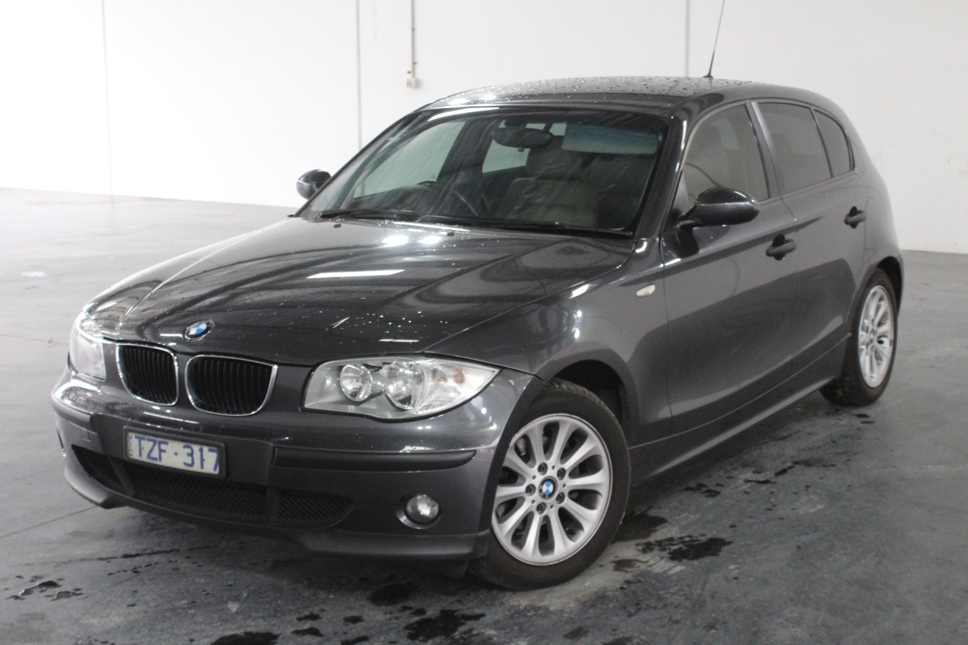 2006 BMW 1 18i E87 Automatic Hatchback