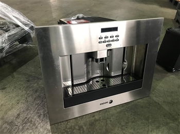 Fagor 2MQC-A10X 60cm Built In Coffee Machine