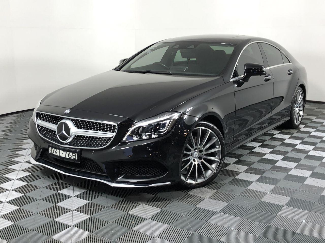 2016 Mercedes Benz CLS-Class CLS 250 D C218 Turbo Diesel Automatic Coupe
