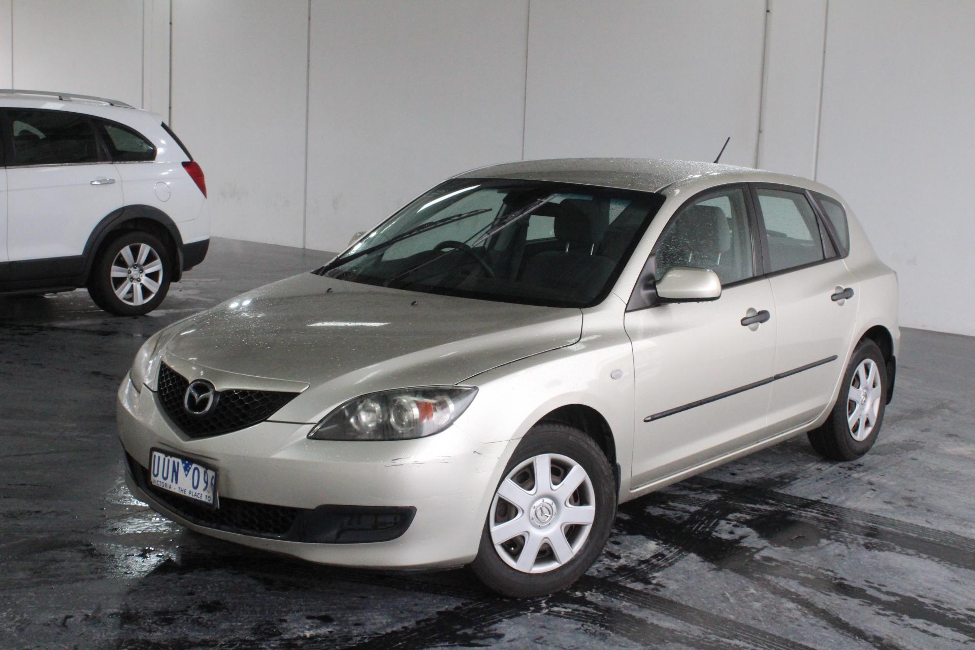 2007 Mazda 3 Neo BK Manual Hatchback