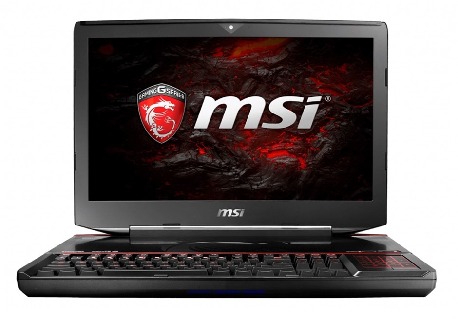 "MSI GT83VR 6RE Titan SLI 18.4""/i7-8750H/16GB/256GB SSD/1TB/GTX 1070 SLI 8GB"