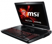 High End MSI Gaming Notebooks