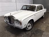 1974 Rolls Royce Silver Shadow MKI Automatic Sedan