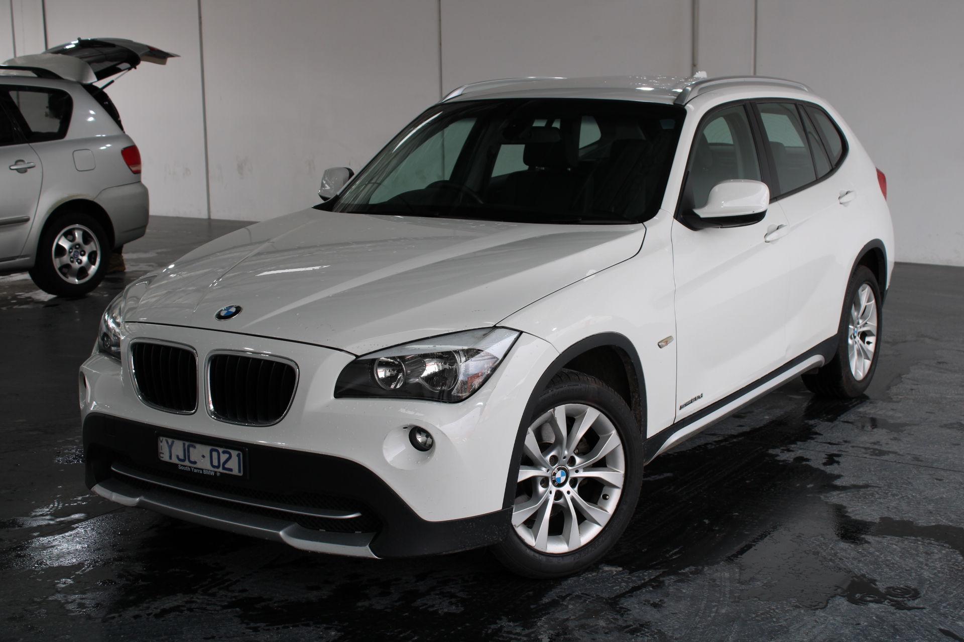 2011 BMW X1 sDrive 20d E84 Turbo Diesel Automatic Wagon