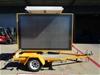 2010 Bartco LED Solar Message Board