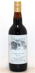 McWilliam`s Fortified Communion Wine NV (12 x 750mL), NSW