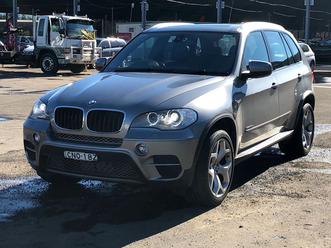 2013 BMW X5 E70 30D Turbo Diesel Automatic, Panoramic Roof, Leather