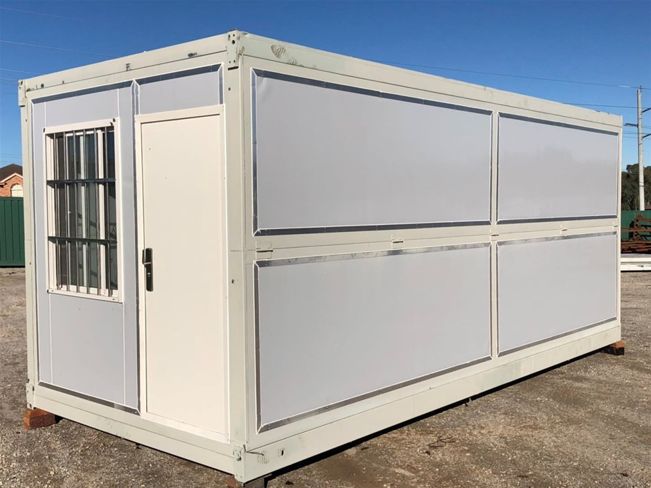 Portable Building Modular Tiny House Container Home Granny flat Office