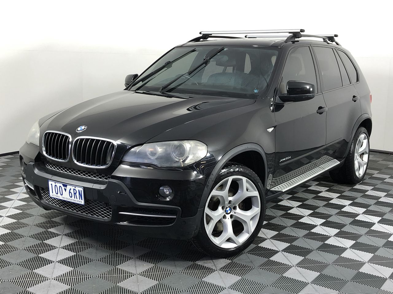2009 BMW X5 3.0d E70 Turbo Diesel Automatic Wagon