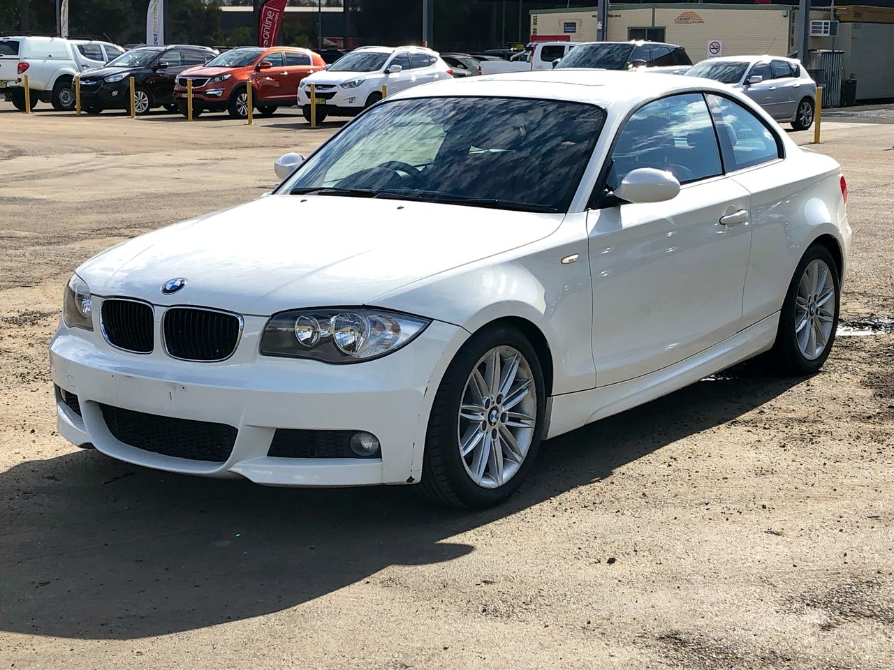2008 BMW 125i E82 Automatic Coupe